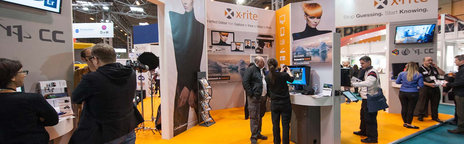 XPD exhibition stand