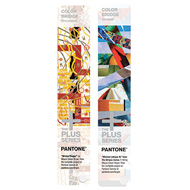 Pantone Plus ColorBridge Set Coated and Uncoated
