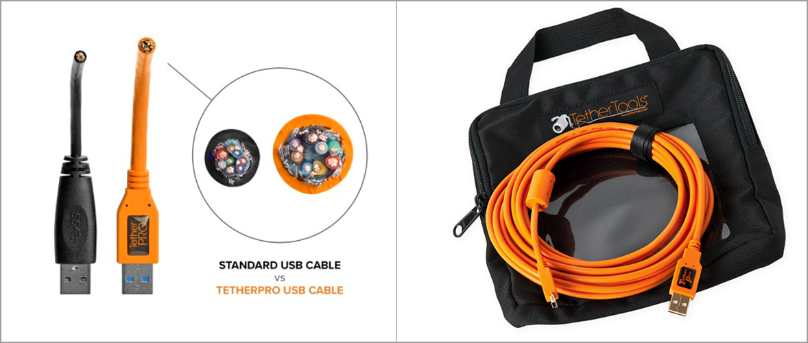 TetherPro Cables